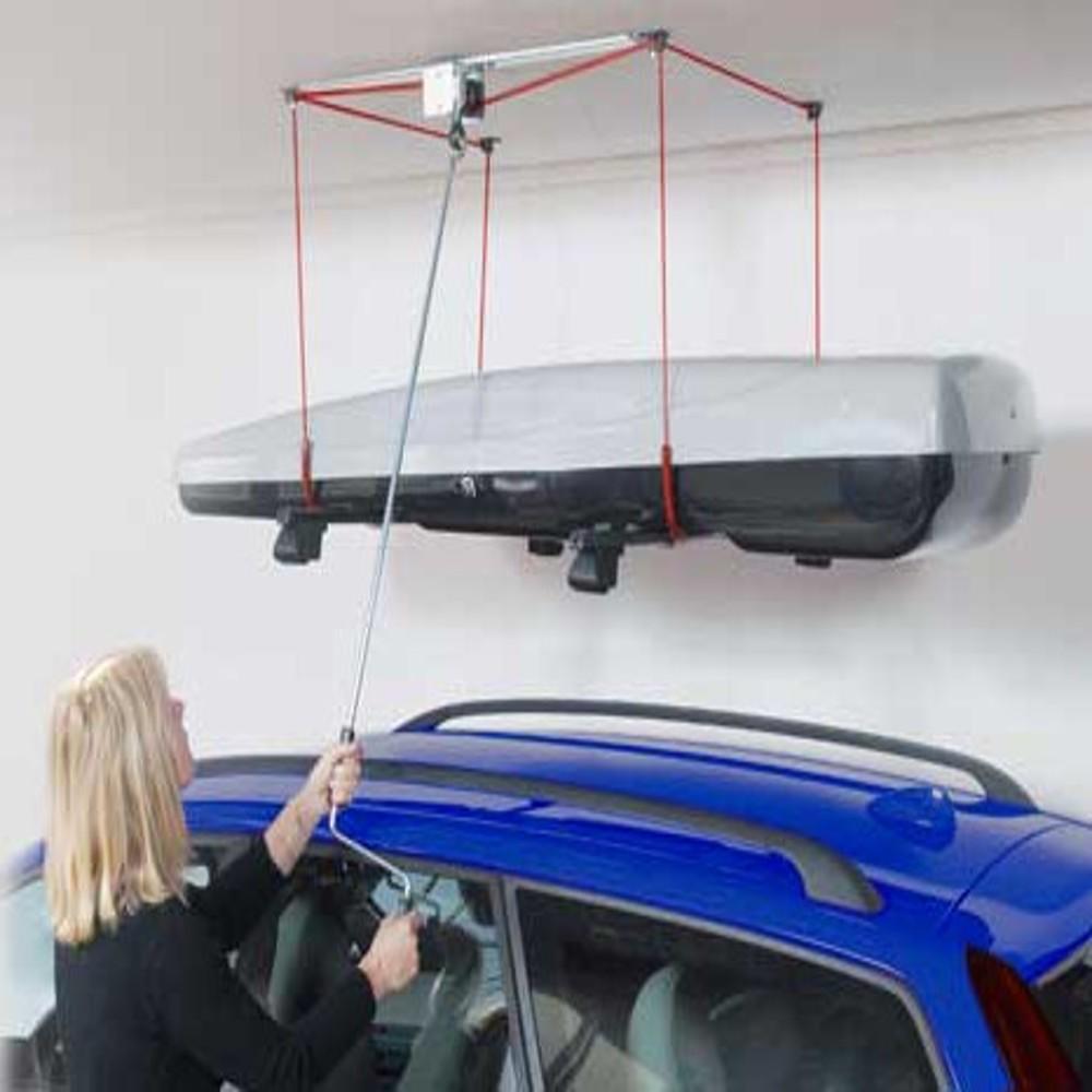 boxlift sichere aufbewahrung f r ihre dachbox bis 100 kg. Black Bedroom Furniture Sets. Home Design Ideas