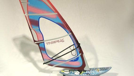 Surfer Modell Figur 1:16 Neilpryde / JP-Australia 8.5.14 - Auf surfbox.de Hersteller der legendären SURF LINE Dachbox
