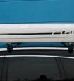 Surfbox Dachbox Malibu Dachbox mit Surfboardhalter Fiberglas GFK, 900 Liter, Tragkraft 95 kg - Die orginal SURF LINE BOX nur von © surfbox.de