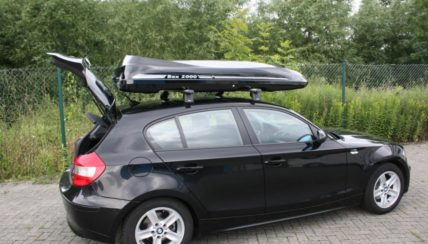 Dachbox Dachbox Moby Dick XL 200 km/h möglich  Fiberglas GFK, 650 Liter, Tragkraft 95 kg - Die orginal box2000 nur von © surfbox.de