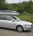 Surfbox Dachbox SLB 580 Fiberglas GFK, 580 Liter, Tragkraft 130 kg - Die orginal SURF LINE BOX nur von © surfbox.de