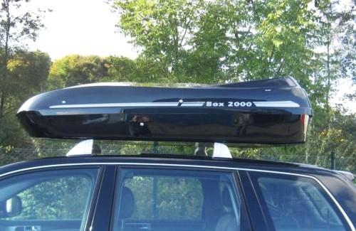 Dachbox mieten Beluga/Beluga XXL - direkt beim Hersteller der legendären SURF LINE BOX