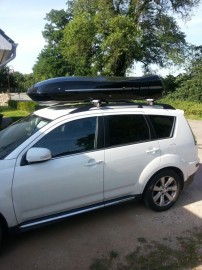 Photos of ROOF BOXES Big-Malibu XL Surf roof box with surfboard rack