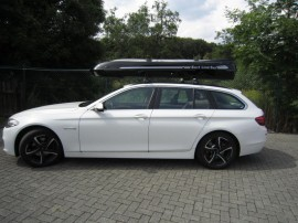 BMW Big Malibu Foto's van dakkoffers Big-Malibu XL Surf met surfplankhouder