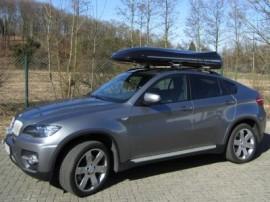 BMW Moby Dickxl Photos of ROOF BOXES Big-Malibu XL Surf roof box with surfboard rack