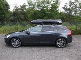 Dachbox  volvo moby dick xl  von Mobila - in Kundenbilder © surfbox.de