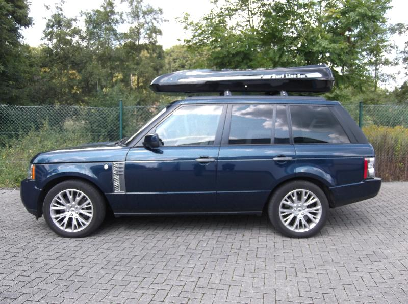 Landrover Range Rover  Big Malibu Kundenbilder