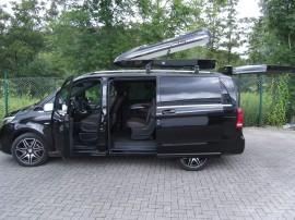 Beluga XXL  Dachboxen Mercedes Benz