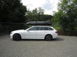 BMW Big Malibu Dachboxen