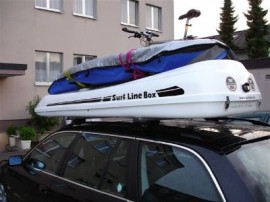 BMW Surfbox Bmw box sul tetto