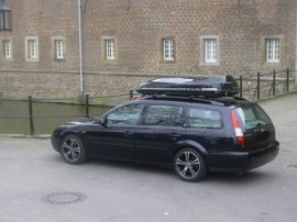 Ford ROOF BOXES