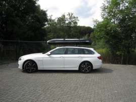 Kombi BMW Big Malibu box-sul-tetto station wagon