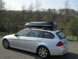 Kombi Dreier Bmw Roof boxes station wagon