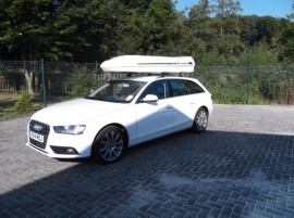 Kombi Audi Avant Big Malibu Roof boxes station wagon
