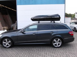 Kombi Mercedes Beluga Roof boxes station wagon