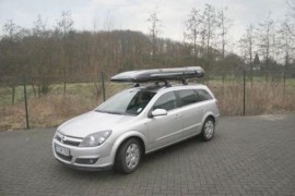 Kombi Opel Slb Roof boxes station wagon