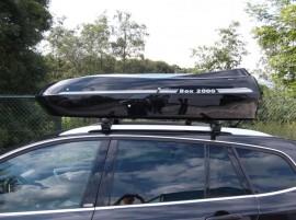 Kombi Renault Laguna Beluga Kompakt Roof boxes station wagon