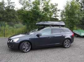 Kombi Volvo Moby Dick Roof boxes station wagon