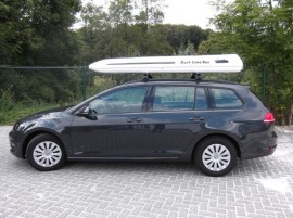 Kombi Golf Avant Slb Roof boxes station wagon
