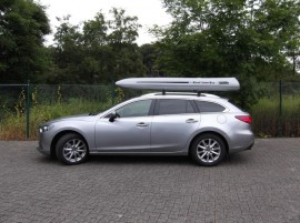 Mazda SLB Roof boxes