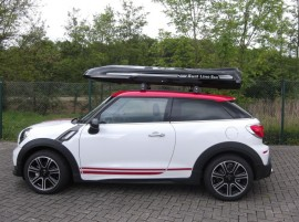 Mini Cooper Roof boxes