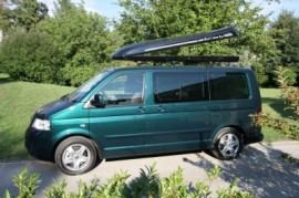 Surfbox ROOF BOXES VW