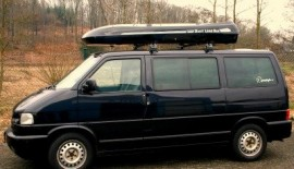 Big Malibuxl Schw ROOF BOXES VW