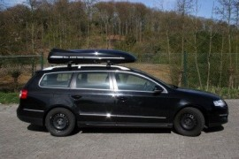 Passat Mdxl ROOF BOXES VW