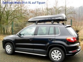 Tiguan Mobyxl Dachbox VW