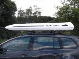 Golf Avant Slb ROOF BOXES VW
