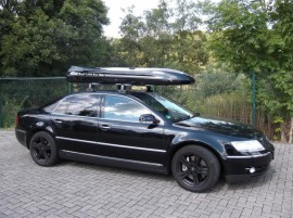 Phaeton Malibu ROOF BOXES VW