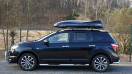 Nissan Qua Roof boxes