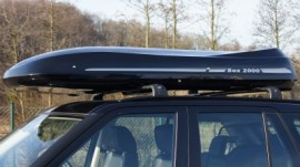 Range Rover Roof boxes