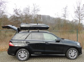 Mercedes ROOF BOXES Benz