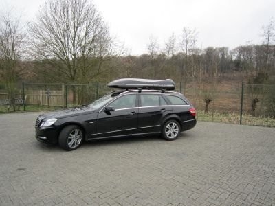 roof boxes mercedes benz premium roof box made of grp by. Black Bedroom Furniture Sets. Home Design Ideas