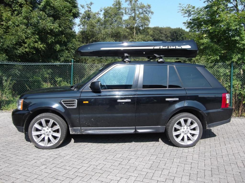 Box Sul Tetto Range Rover Box Da Tetto Premium In Vtr