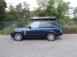 Range Rover Big Malibu Roof boxes