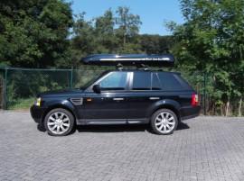 Range Rover Sport Big Malibu Dakkoffers
