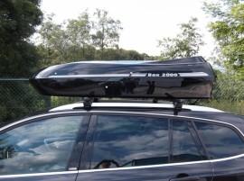 Renault Laguna Beluga Kompakt Dachbox