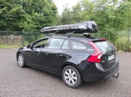 Volvo Malibu BOX PORTABAGAGLI
