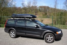 Volvo Mdxl ROOF BOXES
