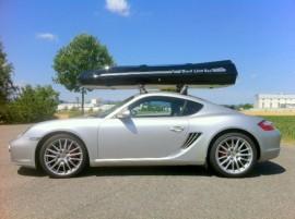 Foto  ROOF BOXES Porsche