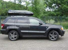SUV  Dachboxen
