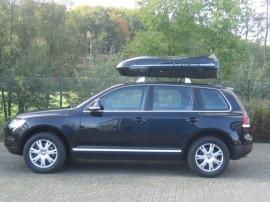 SUV  Beluga Schwarz Dachboxen