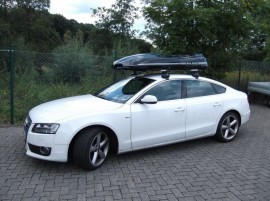 Audi  Moby Dick ROOF BOXES