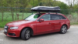 Audi Belugaxxl  Dakkoffers