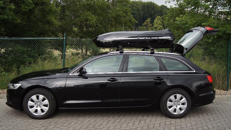 Dachboxen Audi Premium Dachbox Aus Gfk Von Mobila