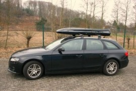 Black Shark Audi  Dachboxen