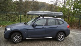 Bmw BMW  Malibu box sul tetto