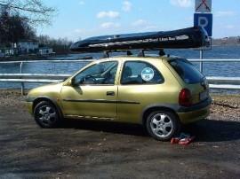 Malibu Corsaweb  ROOF BOXES Opel